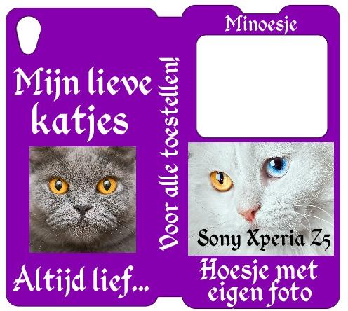 sony-xperia-z5-hoesje-met-foto-ontwerpen-dierenfoto-venster (3) - kopie