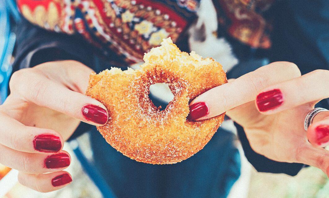 Een mooie huid houden wanneer je dieet niet zo gezond is