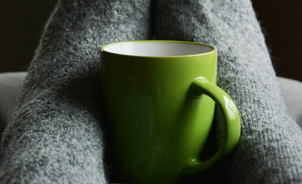 Met een lekker warme kamer de herfst in